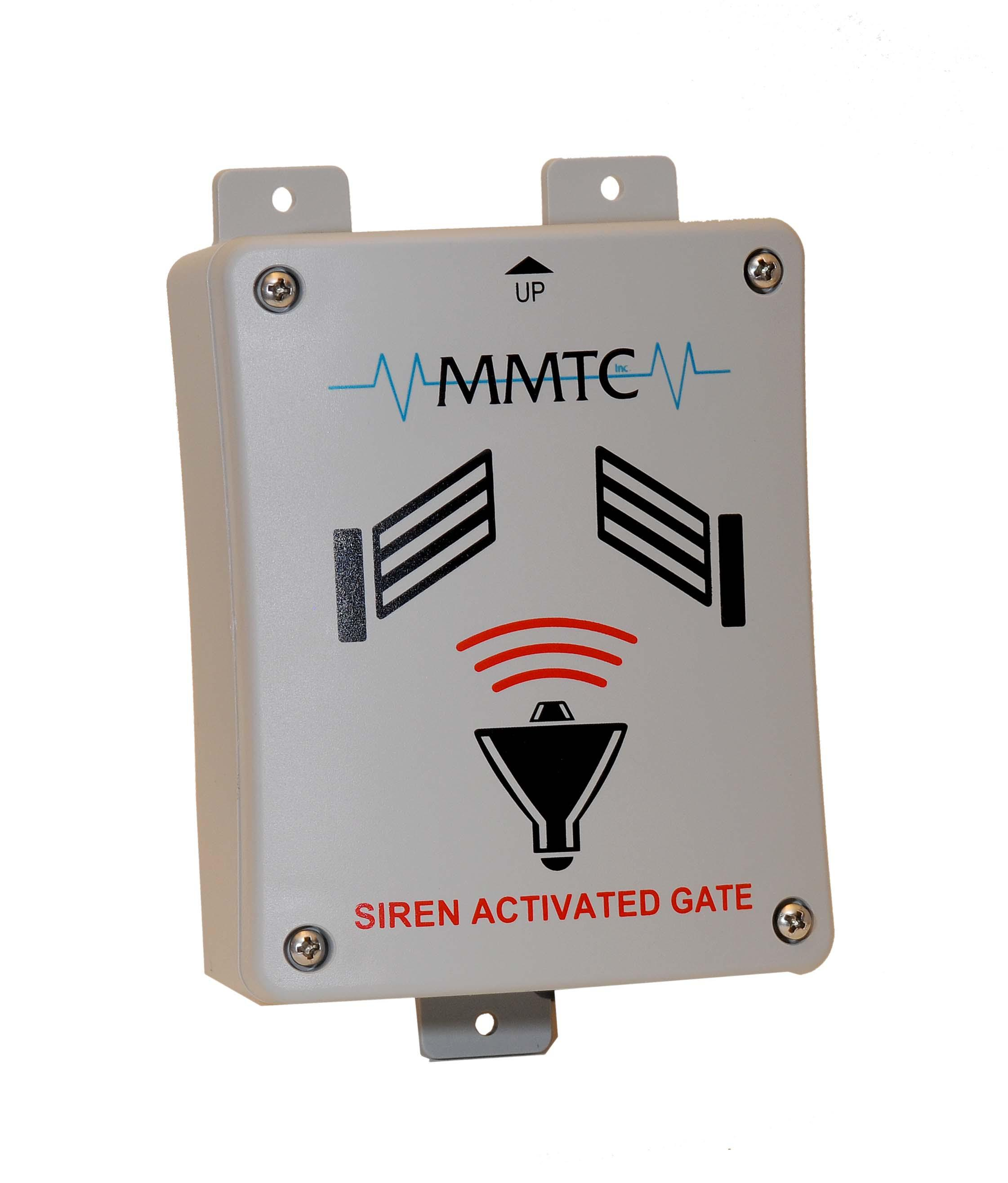 Siren Operated Sensor