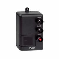 Pulsar Wall Mount Three Button Transmitter - Open/Close/Stop (1 Door)